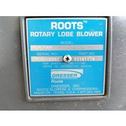 Roots Dresser Rotary Lobe Blower Model 418 RAM