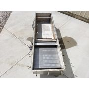 "Used Carrier Fluid Bed Dryer 36"" x 60"" - Model FCAD-3660S"
