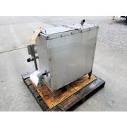 Used 16 Gallon Stainless Steel Insulated Separator Tank w/ Pump