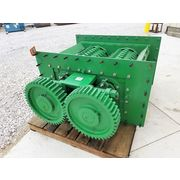 Helmick Clinker Twin Roll Crusher Grinder - Model E-10217-MKA-RB