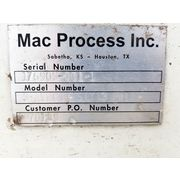 Surplus Schenck Mac Process AVRC Round Filter Receiver Model 39AVRC14
