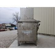 Used Rietz 75 cu. Ft. Stainless Steel Double Ribbon Dual Agitator Blender