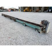 "Used 12"" dia. x 42' Long Plated Carbon Steel Screw Conveyor"