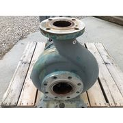 Used 20 HP 330 GPM @ 77' HD Stainless Goulds Centrifugal Pump Model 3196 3X4-10H