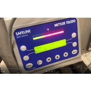 Used Safeline PowerPhase Gravity Metal Detector with Reject Diverter