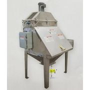 Used American Process Systems Stainless Steel Bag Dump Station - FBD-200