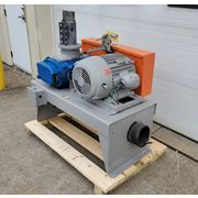 Used 30 HP Schwitzer Industrial Air Pump Blower Package 4.5X12-VT