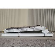 "Used 60""x144"" Stainless Steel Rotex Screener Model  522 A SS/SS  2 deck"