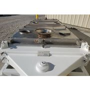 "Used 60""x144"" Stainless Steel Rotex Screener Model  522A SS/SS  2 deck"