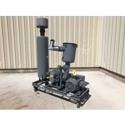 Used 25 HP Tuthill 6008-21L2 Blower System