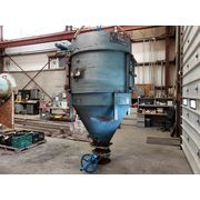 Used 1,600 CFM (228 Sq. Ft.) Smoot Co. Filter Receiver Dust Collector