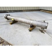 Surplus Enerquip Shell and Tube Stainless Steel Heat Exchanger - Type BEUH