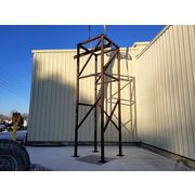Used Bulk Bag Unloader Super Sack frame