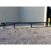 "Used 18"" Wide x 20' Long Titan Troughed Slider Bed Belt Conveyor - Model 114"
