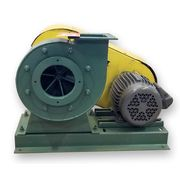 "Used 425 CFM @ 1"" SP New York Blower Compact GI Fan"