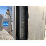 Used Gala Underwater Pelletizing System Centrifugal Spin Dryer E-series 2008E BF