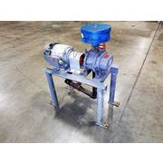 Used 3HP Sutorbilt Postitive Displacement Rotary Lobe Blower Pkg 3MF