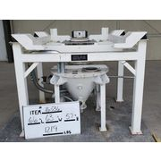 Used Tote Systems IBC Discharger for Pneumatic Conveying