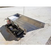 "Used 18"" Syntron Electromagnetic BF Feeder - Stainless Steel"