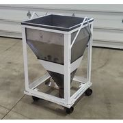 Used Stainless Steel Hopper