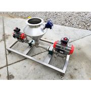 "Used Schutte & Koerting 3"" Liquid Eductor Premixing System - Fig. 267"