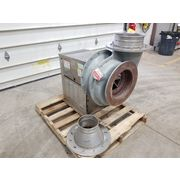 Used 5HP New York Blower FRP Radial Fume Exhauster Fan - 1,000CFM