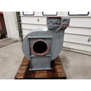 "Used 3534 CFM @ 10"" SP Series 20 GI New York Blower Centrifugal Fan Size 224 LS"