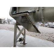 "Used 14"" dia. x 14' Long Stainless Steel Screw Auger Conveyor"