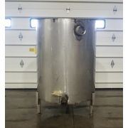 Used 225 Gallon Stainless Steel Tank