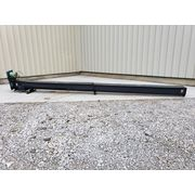 "Used 9"" dia. x 20' Long FMC Link-Belt Carbon Steel Screw Auger Conveyor [PARTS]"