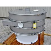 "New 60"" Two Deck Stainless Steel Vibratory Separator Screener Sifter Shaker"