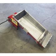 "Used Syntron 10"" X 24"" Vibrating Magnetic Pan Feeder"