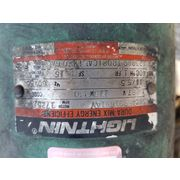 Used 0.87HP Lightnin Mixer Fixed Mount - NLDG-90SCR