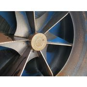 "Used 12,000 CFM @ 16"" SP International Industral Fan Radial Blade"