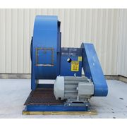"Used 30,000 CFM @ 17"" SP Centrifugal Radial Blade International Industrial Fan"