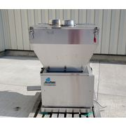 "Used 2.5"" Dia. Schenck Accu-Rate Stainless Screw Feeder"