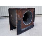 "Used 15,000 CFM @ 6"" SP Chicago Blower Fan SQA size 33 20HP"