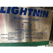 Used 3/4HP Lightnin Mixer Pedestal Mount - Model X5Q75