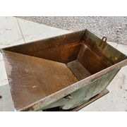 Used 1.5 Cubic Yard Self-Dumping Hopper
