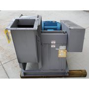 "Used 4,000 CFM @ 20"" SP American Fan 25HP Industrial Exhauster Blower 11AH"