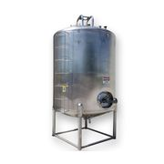 Used Cherry Burrell Stainless 1500 Gallon Jacketed Tank - Model VC