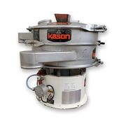 "Used 24"" Kason Stainless Steel Vibratory Separator Screener Sifter Single Deck"