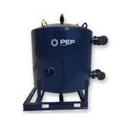 Unused Surplus PEP by Amiad 750 Gallon Epoxy Lined  Tank Water Filter Filtration