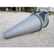 "NEW 48"" dia. Carbon Steel Cyclone Separator"