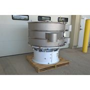 "New 48"" Two Deck Stainless Steel Vibratory Separator Screener Sifter Shaker"