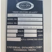"Used Una-Dyn Universal Dynamics 20"" Floor Filter [PARTS]"