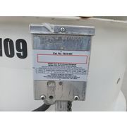 "Used 48"" Dia. Sweco Separator Screener Sifter XS48 Single Deck Stainless Steel"