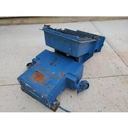 "Used Jeffery Rader 24"" Wide X 60"" Long Electric Vibrating Pan Feeder"