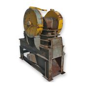 "Used 10HP Denver Equipment Co. 8""x10"" Jaw Crusher 8x10- Type H"
