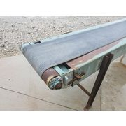 "Used Hytrol Horizontal Belt Conveyor 14""w X 10' - Model TA"